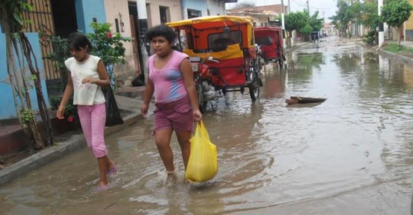 Hasta el lunes habrá lluvias con descargas eléctricas en cuatro regiones del norte, informó el SENAMHI (La Libertad - Lambayeque - Piura - Tumbes) www.senamhi.gob.pe