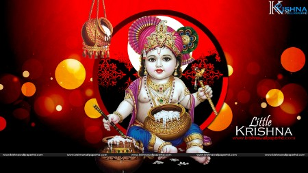 Lord bal krishna Wallpapers Free Download