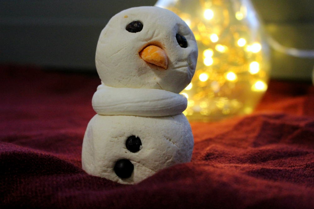 Lush The Snowman Bubbleroon