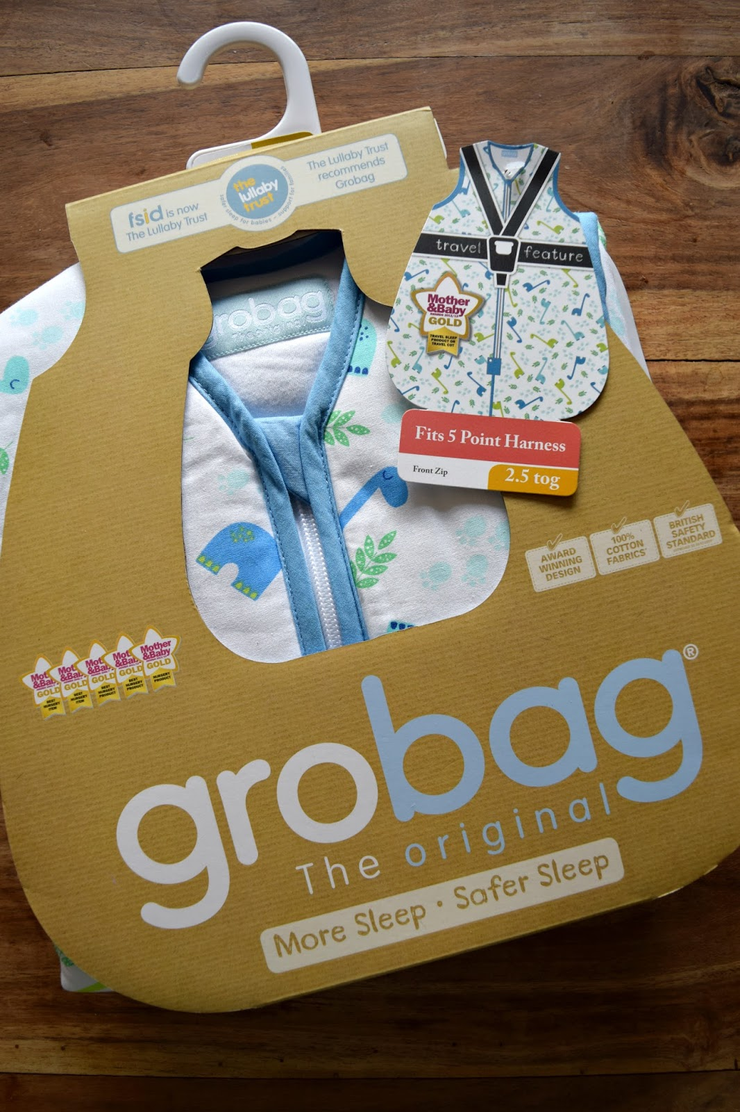 on sale 40d33 fc726 Keeping baby safe and snug with a Grobag | Petit Moi - Big World
