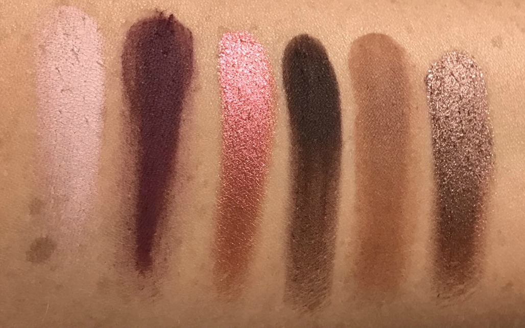 Too Faced Gingerbread Palette Review & Swatches