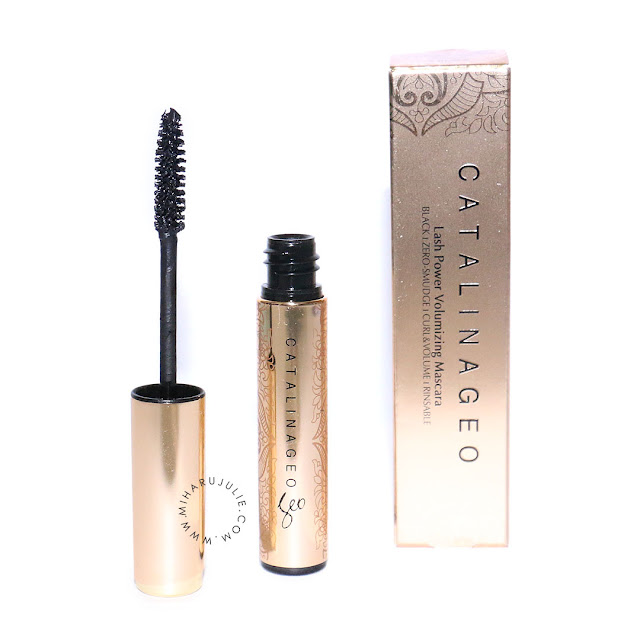Lash Power Volumizing Mascara by Catalina Geo