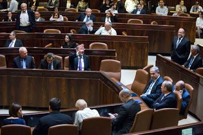 Israel dá primeiro passo para aprovar a  lei de transparência das  ONGs