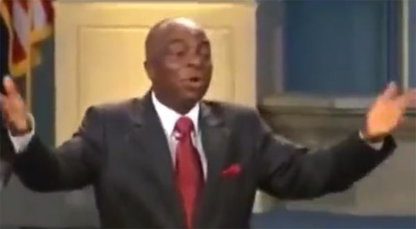 Heaven is for only people who pay tithe - Oyedepo