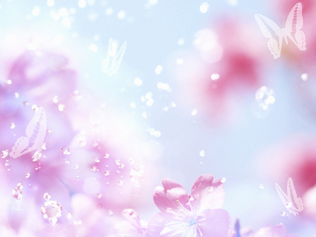 butterfly background - photo #15