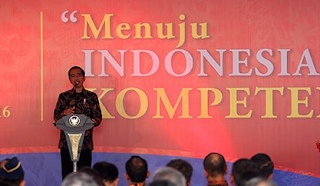 Mau Tahu Komentar Jokowi Soal Om telolet om ini ?