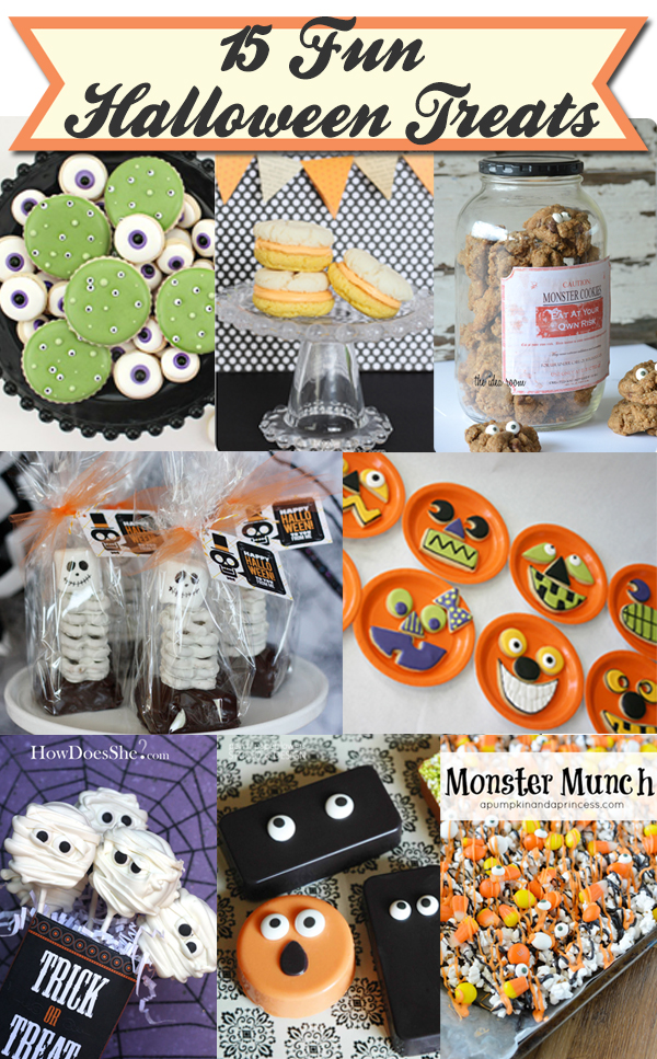 15 Fun And Easy Sewing Projects For Kids: JoAnn's Special: 15 Fun Halloween Treats