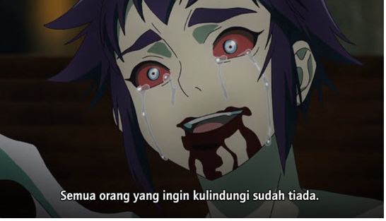 Download Anime D.Gray-man Hallow Episode 7 Subtitle Indonesia