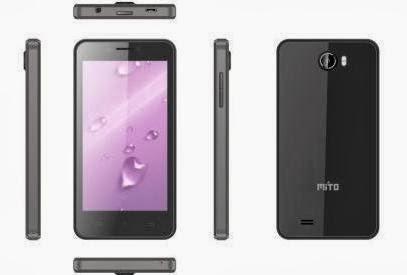 Mito A70, HP Android Harga Rp1,4 Juta Spesifikasi Quad Core