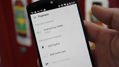 Use Android Pay on Verizon