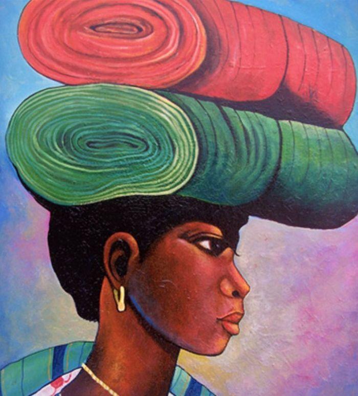 Гаитянское искусство