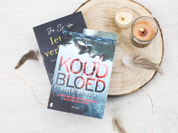 Boek Review | Robert Brydnza - Koud Bloed & Jo Spain - Iets Te Verbergen