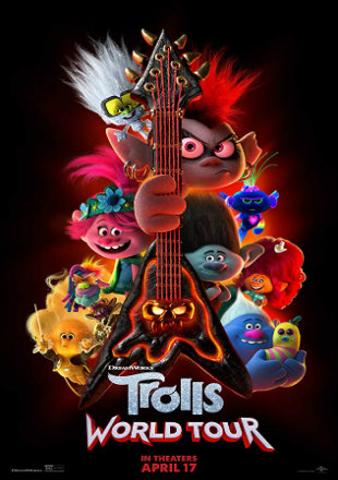 Trolls World Tour 2020 Full Hindi Movie Download Dual Audio Hd