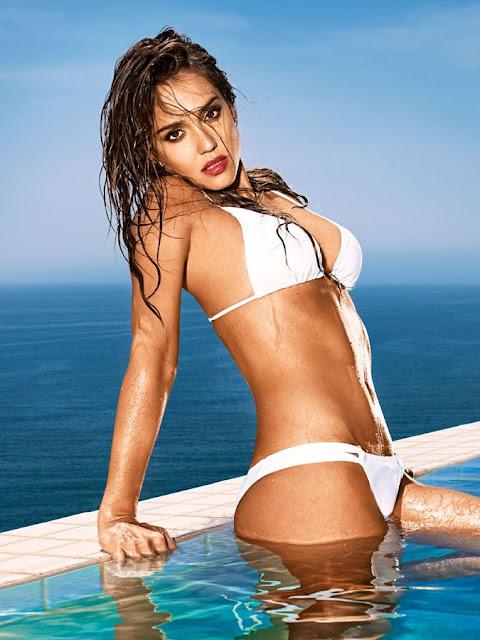 alba - Jessica Alba Hot Bikini Images-60 Most Sexiest HD Photos of Fantastic Four fame Seduces Us Atmost
