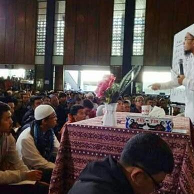 Ustadz Adi Hidayat, Lc, MA. Isyarat Sains dalam Al Quran dan Sunnah di Masjid Salman ITB Bandung