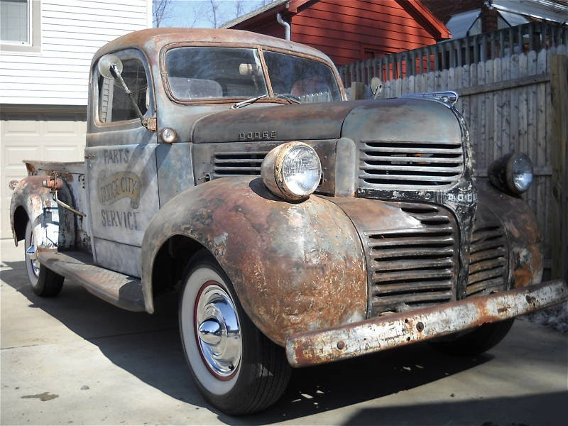 247 autoholic truck tuesday 1947 dodge. Black Bedroom Furniture Sets. Home Design Ideas