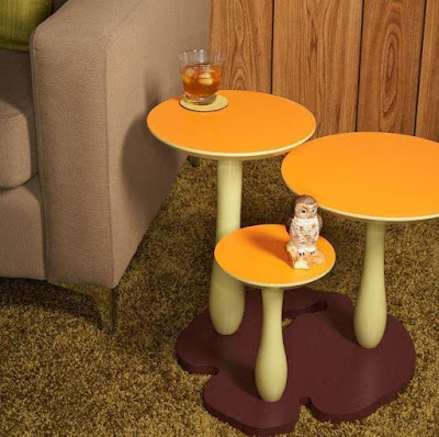 Mushroom Coffee Table
