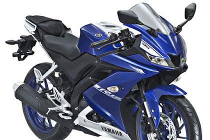 All New Yamaha R15 Sudah diperkenalkan