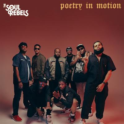 Ce nouvel album Poetry In Motion regorge de guest et s'avère très inspiré.