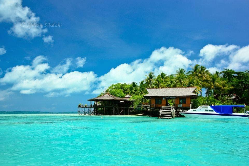 Kepulauan Derawan Primadona Di Kalimantan Timur