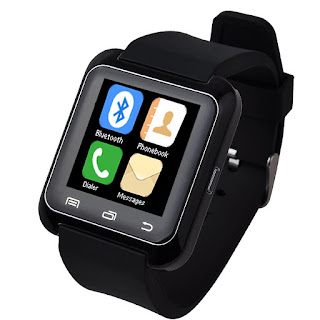 5ive Bluetooth Smart Watch U80 Wrist Watch Sport – £10.99 for Smartphones Android .. £10.99 & FREE Delivery in the UK