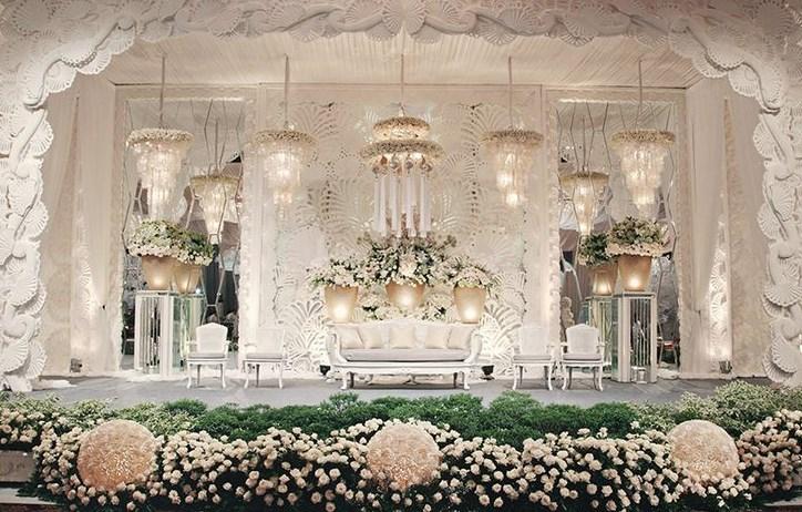35 inspirasi dekorasi pernikahan modern terbaru