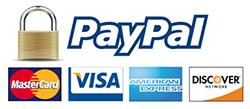 การชำระเงินและ Active รหัส PageQQ ผ่าน PayPal ด้วยบัตรเครดิต