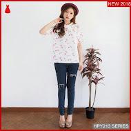 HPY213F127 Flamingo Tee Anak jpg Murah BMGShop