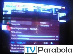 Cara Mendapatkan Channel Global TV yang Hilang