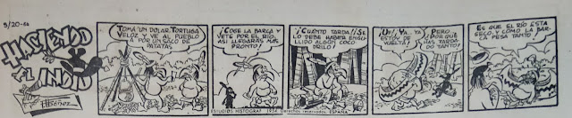 Aventuras y Amenidades nº 20 (9 de Septiembre de 1954)