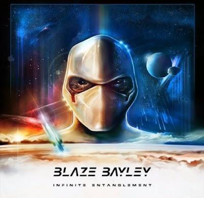 Blaze Bayley - Infinite Entanglement - cover album