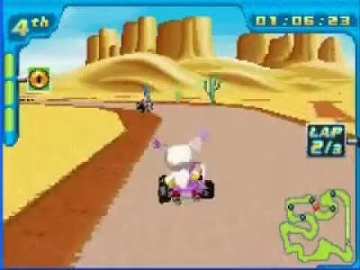 Digimon Racing screenshot 3