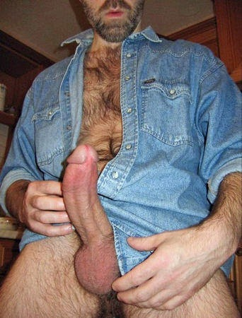 hung hairy mexican men