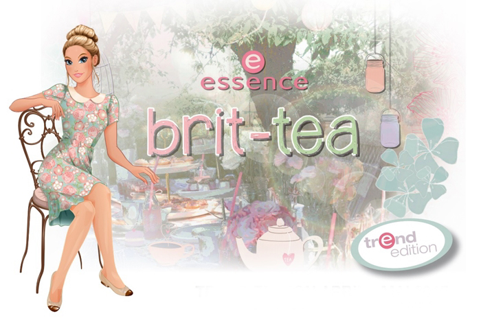 ESSENCE - brit-tea {Abril 2015}