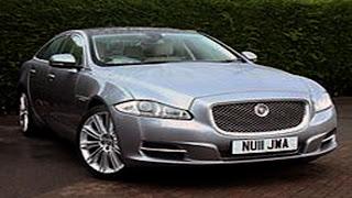 Dream Fantasy Cars-Jaguar XJ 5.0