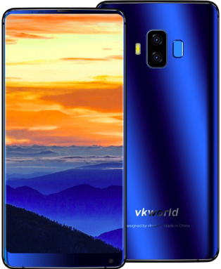 VkWorld S8 4G Phablet 2018