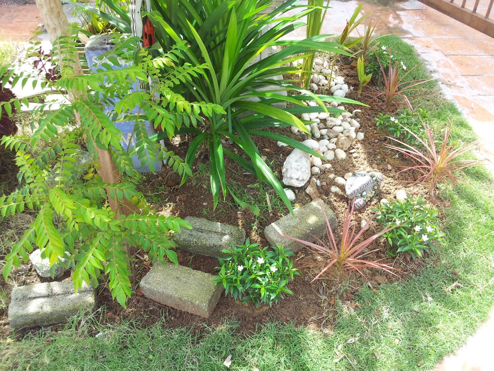 2 Polybag Pokok Bunga Jasmine Yang Di Beli Pagi Semalam Klik Disini Terus Tanam Taman Mini Vill22 Sebelum Ini Ada Kesum Kaduk Dan