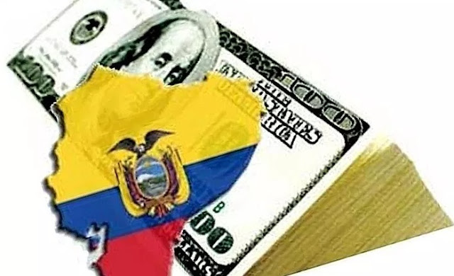 Economía de Ecuador creció 1,4%