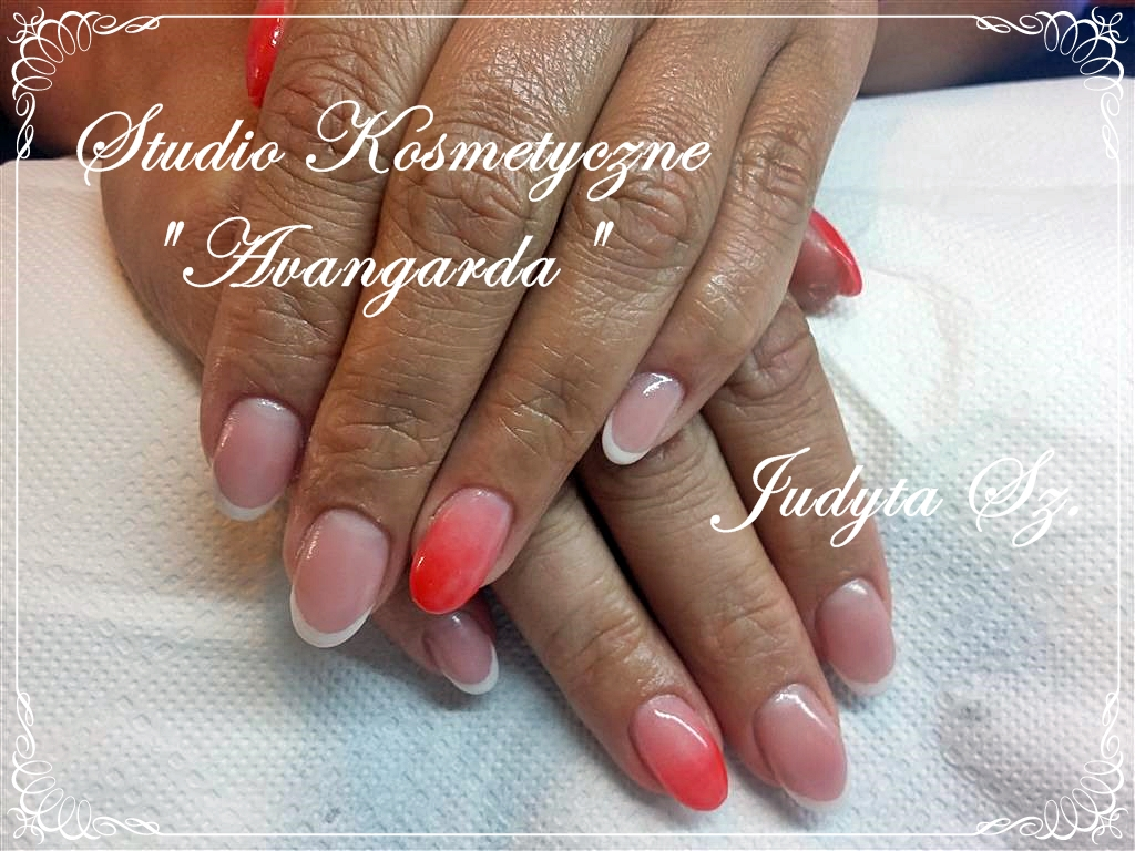 Studio Kosmetyczne Avangarda Czestochowa French I Ombre