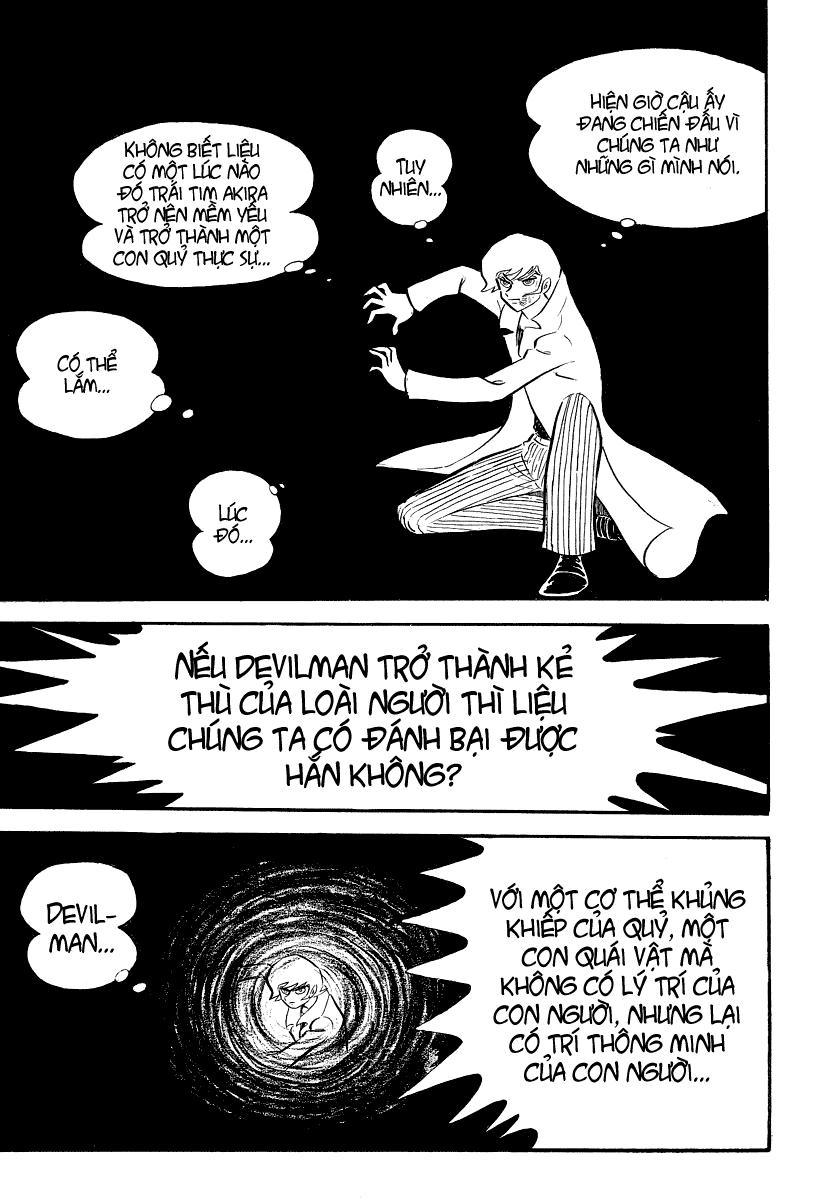 DevilMan chapter 5 trang 10