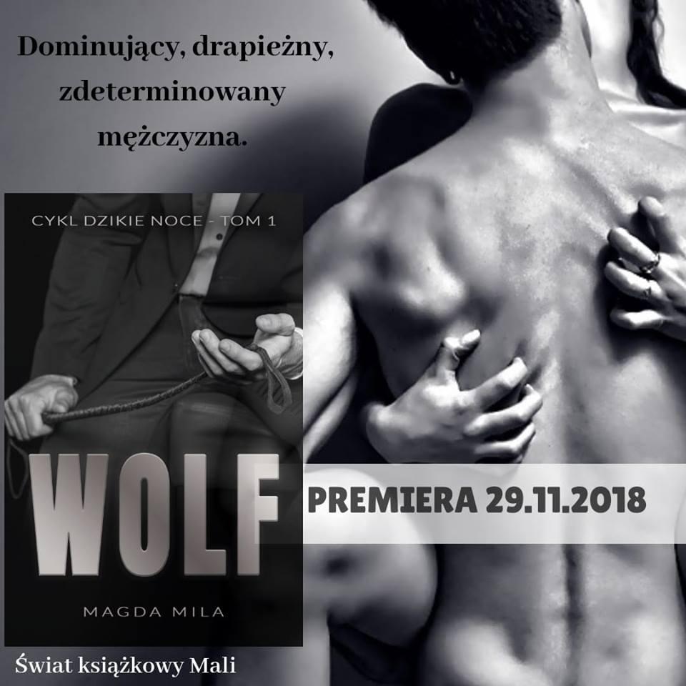 Magda Mila - Wolf - Wydawnictwo Habanero - Zapowiedź