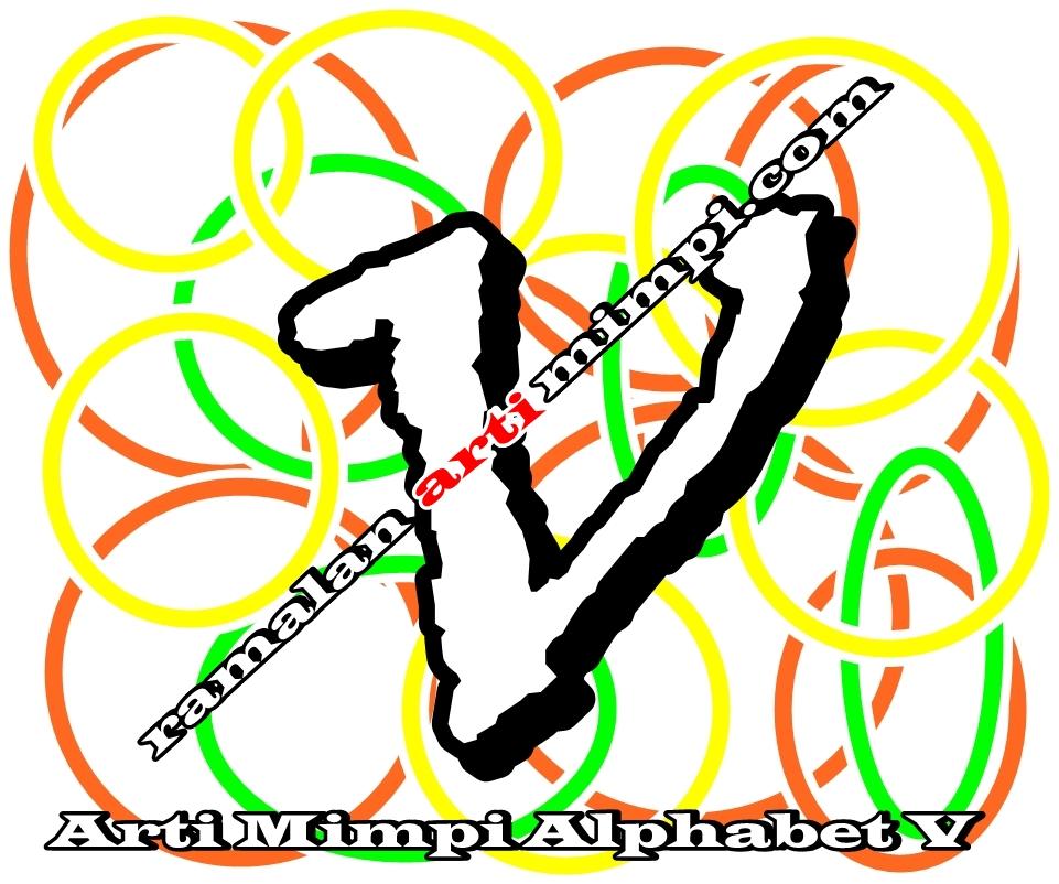 Arti Mimpi Alphabet V