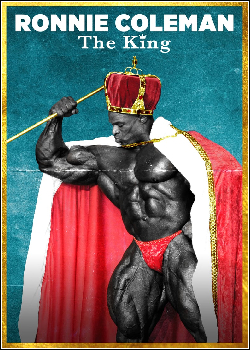 Ronnie Coleman: The King Dublado