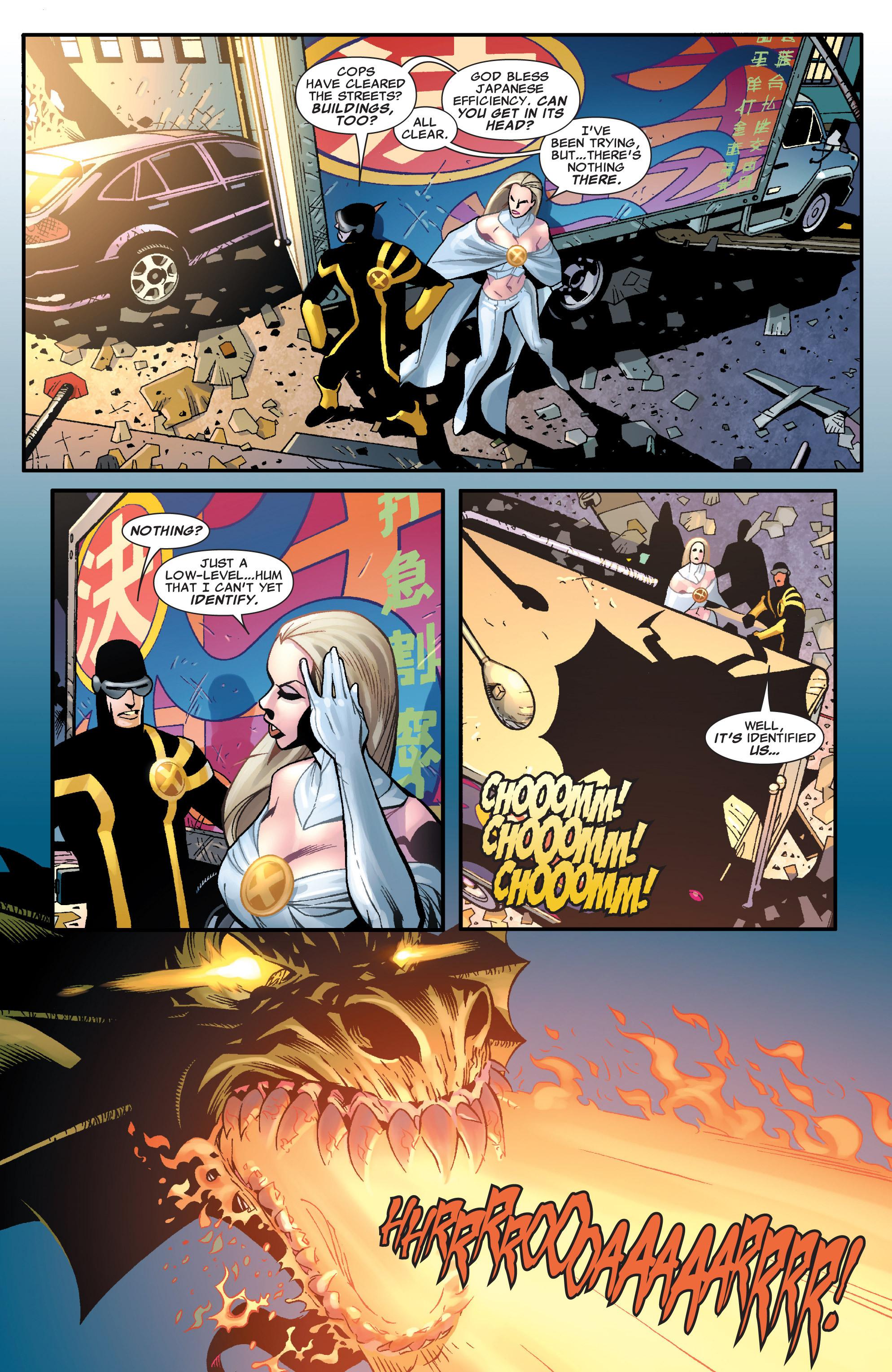 Read online Astonishing X-Men (2004) comic -  Issue #37 - 7