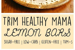 TRIM HEALTHY MAMA LEMON BARS