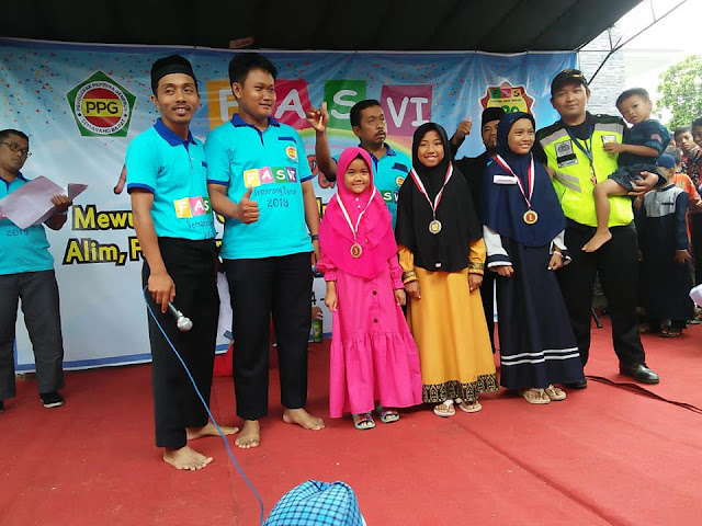 Pemenang Lomba Cerita Islam FAS 2018 Semarang Barat