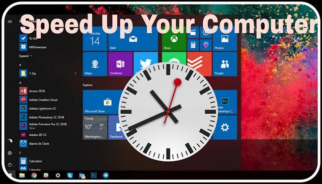 How To Make Your Computer Super Fast  स्लो पीसी को फास्ट बनाने के तरीके