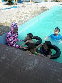 renang di kolam kgl wadas