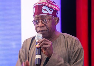 Tinubu tells Nigerians what to do for the period of Sallah