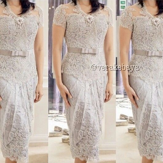 17 Model Vera Kebaya Dress Modern Long Dress Dan Dress Pendek
